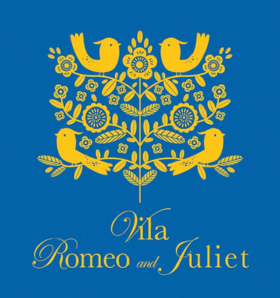 Vila Romeo and Juliet